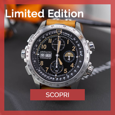 orologi limited edition