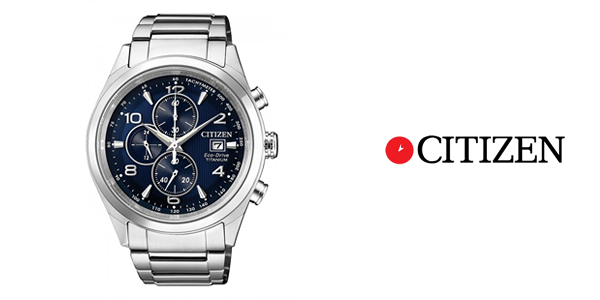 Citizen Crono Supertitanium