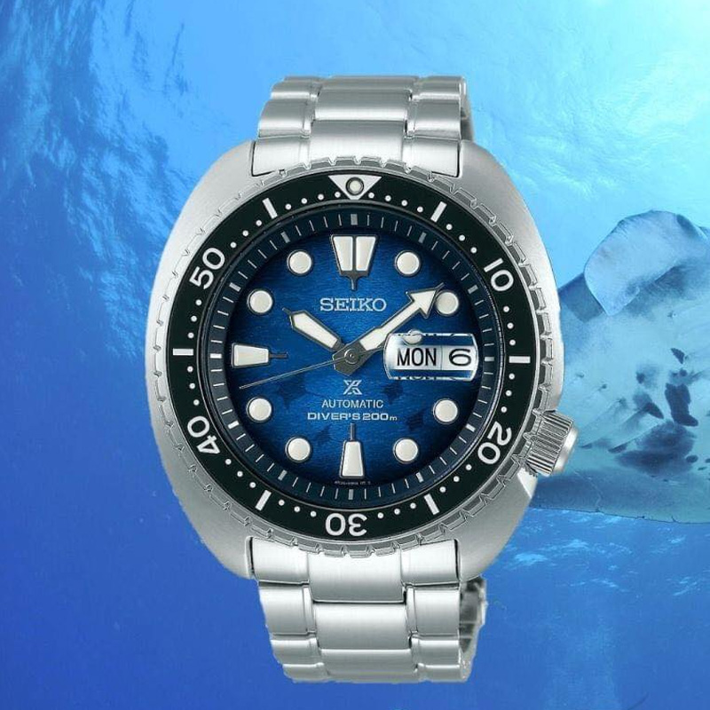 seiko save the ocean turtle srpe39k1