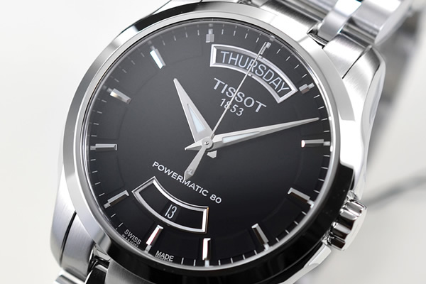 tissot powermatic 80 day date