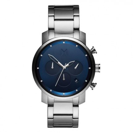 CHRONO MIDNIGHT SILVER