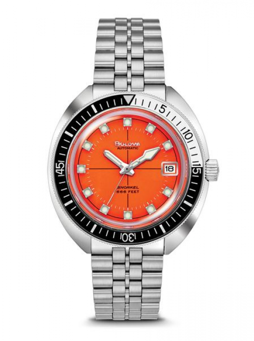 BULOVA OCEANOGRAPHER DEVIL DIVER Limited Edition