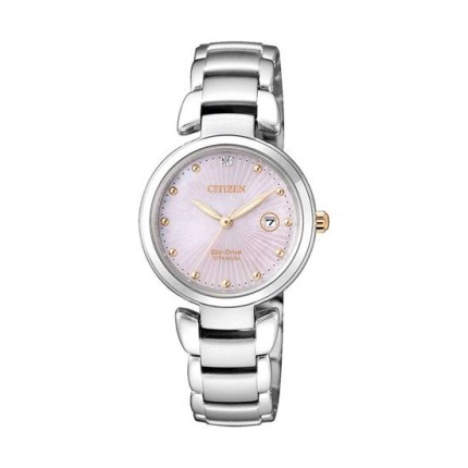 CITIZEN LADY SUPER TITANIO ECO-DRIVE