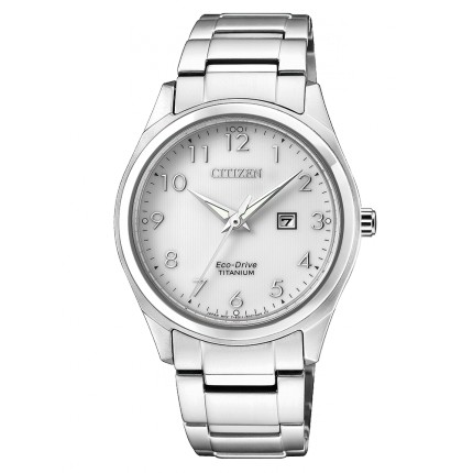 CITIZEN LADY SUPER TITANIO 2470 BIANCO