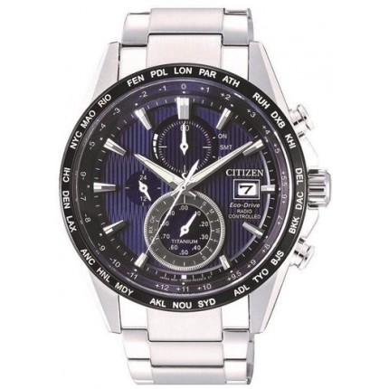 CITIZEN RADIOCONTROLLATO SUPERTITANIO ECO-DRIVE