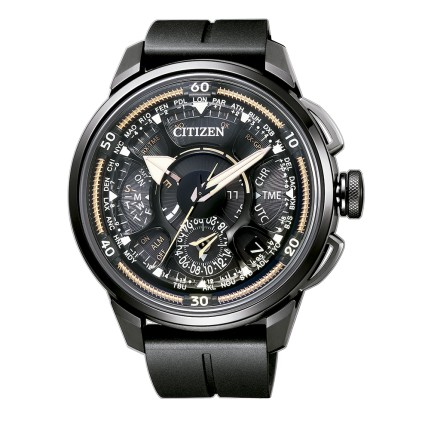 CITIZEN Satellite Wave GPS F990 Special 100th. Anniversary