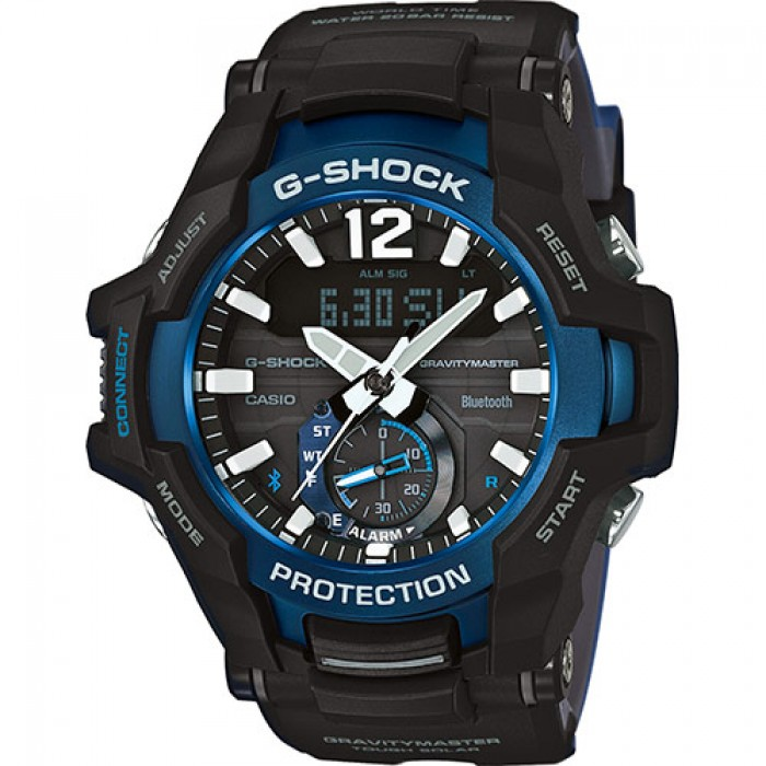 G-SHOCK GRAVITYMASTER TOUGH SOLAR GR-B100