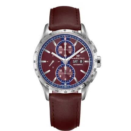 HAMILTON BROADWAY DAY DATE AUTO CHRONO