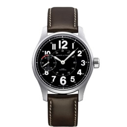 HAMILTON KHAKI FIELD OFFICER MECHANICAL