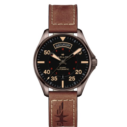 HAMILTON AVIATION KHAKI PILOT AUTO