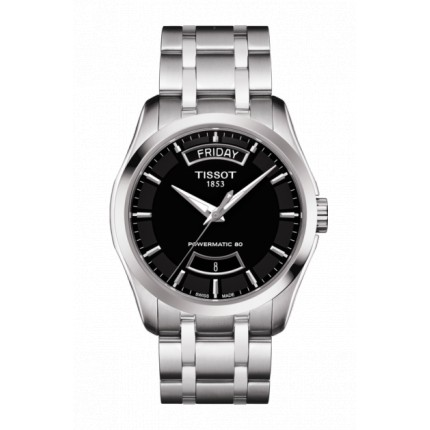 Tissot Powermatic 80 Couturier day date