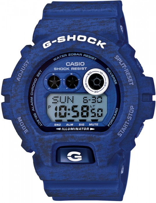 G-SHOCK X6900 Heathered Color