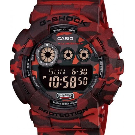 G-SHOCK GD-120 CAMU