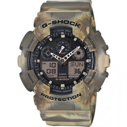 CASIO G-SHOCK GA-100MM