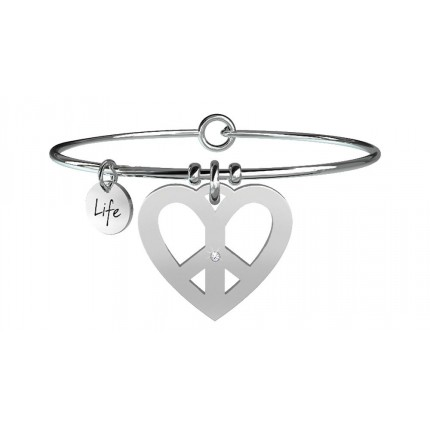 KIDULT Love – Bracciale Pace Amore