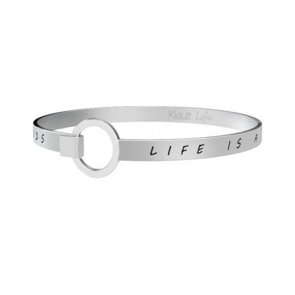 "KIDULT Love – Bracciale ""Life is a Journey..."""