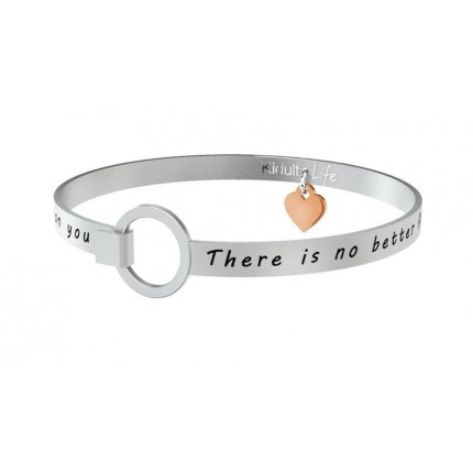 """KIDULT Family – Bracciale """"There is no..."""""""