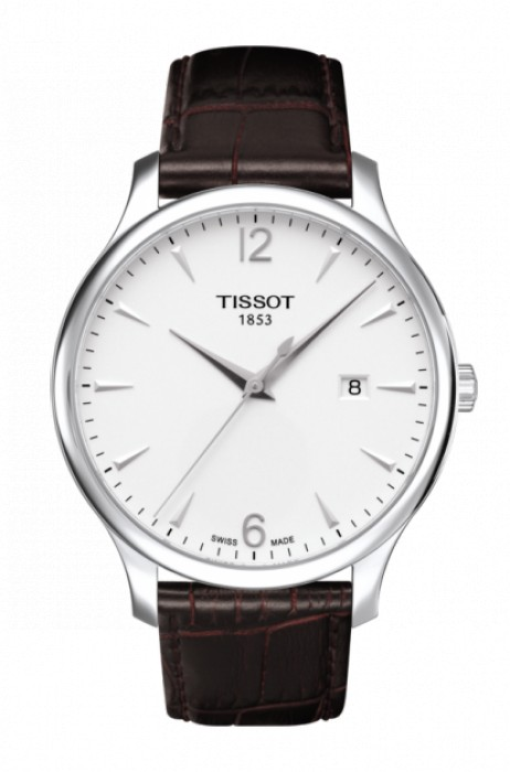 TISSOT TRADITION GENT PELLE
