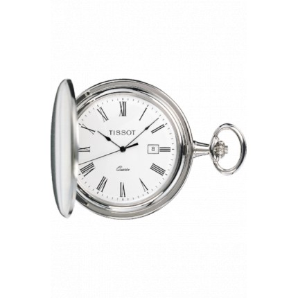 TISSOT POCKET SAVONNETTE QUARZO