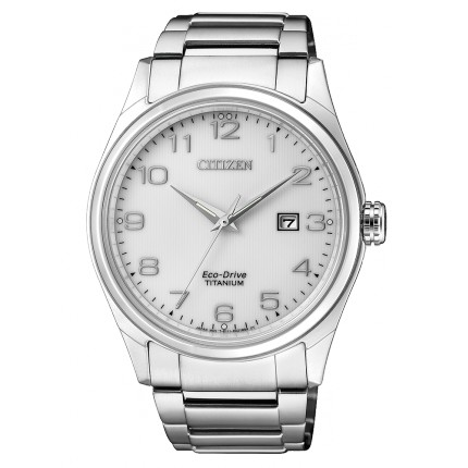 CITIZEN SUPER TITANIUM 7360 BIANCO