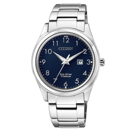 CITIZEN LADY SUPER TITANIUM 2470 BLU