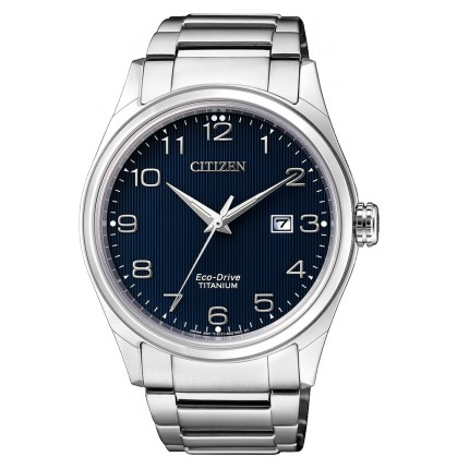 CITIZEN SUPER TITANIUM 7360 BLU