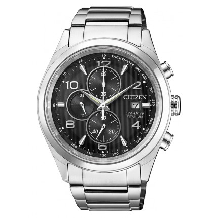 CITIZEN CRONO SUPER TITANIUM 0650 NERO