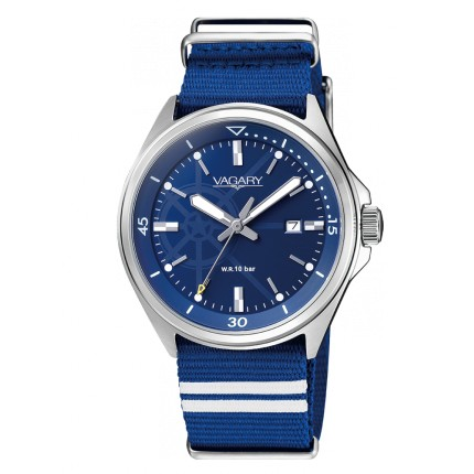 VAGARY by CITIZEN AQUA 39 blu