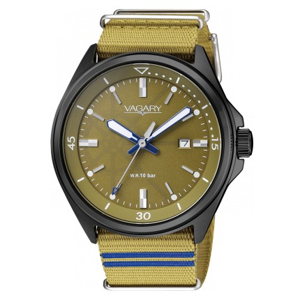 VAGARY by CITIZEN AQUA39 VERDE