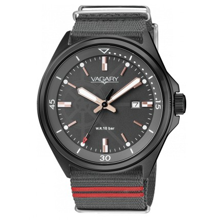 VAGARY by CITIZEN AQUA39 NERO