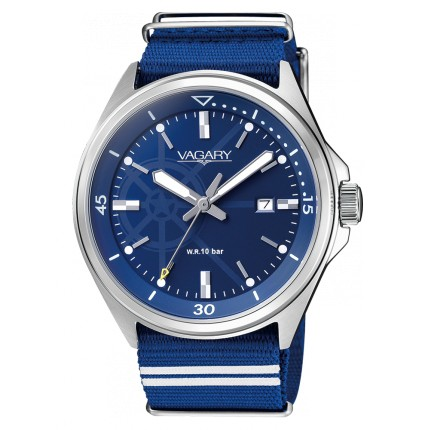 VAGARY by CITIZEN AQUA39 BLU