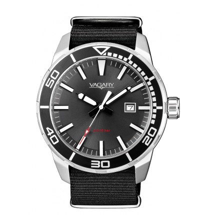VAGARY by CITIZEN AQUA39 NERO NATO