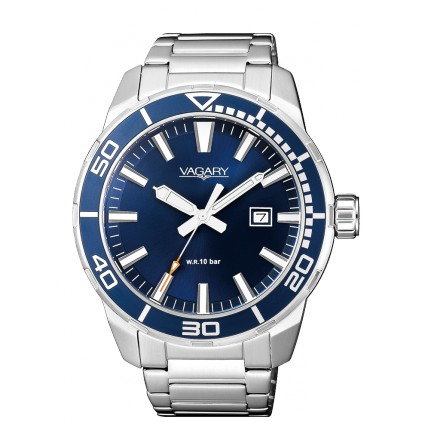 VAGARY by CITIZEN AQUA39 BLU BRACCIALATO