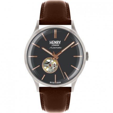 HENRY LONDON HERITAGE AUTOMATIC HL42-AS-0281