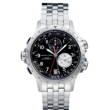 HAMILTON KHAKI AVIATION ETO CHRONO QUARZO