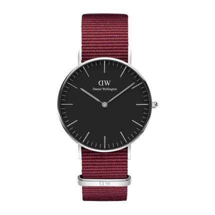 DANIEL WELLINGTON CLASSIC BLACK ROSELYN 36mm