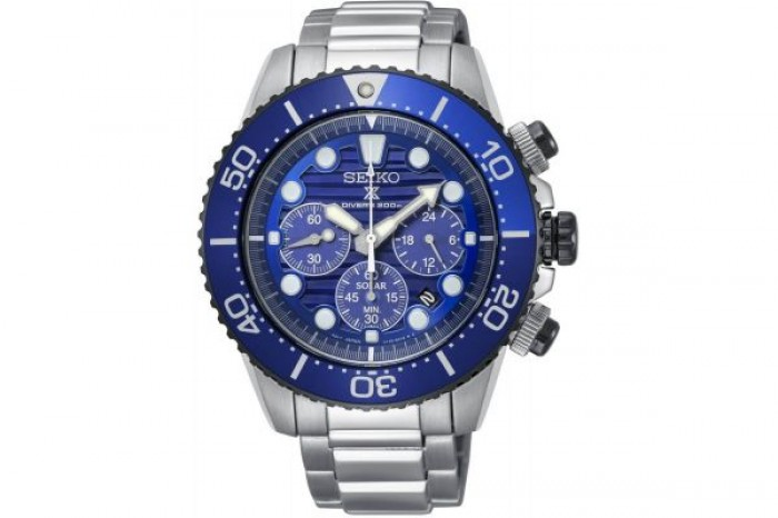 SEIKO PROSPEX SAVE THE OCEAN Limited edition