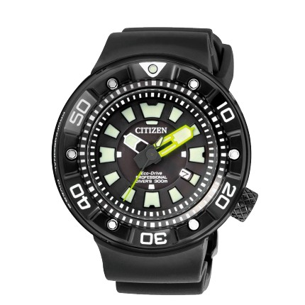 CITIZEN PROMASTER DIVER'S ECO-DRIVE 300mt