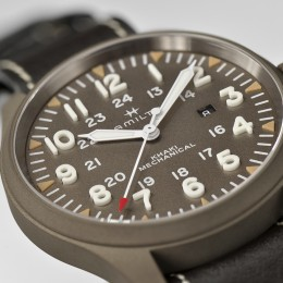 HAMILTON KHAKI FIELD MECHANICAL Limited edition