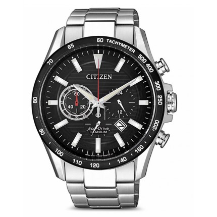 CITIZEN CHRONO SUPER TITANIO