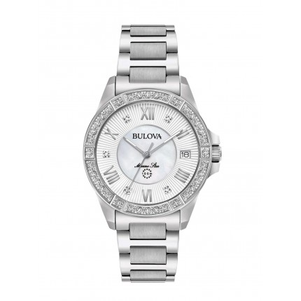 BULOVA MARINE STAR DIAMANTI
