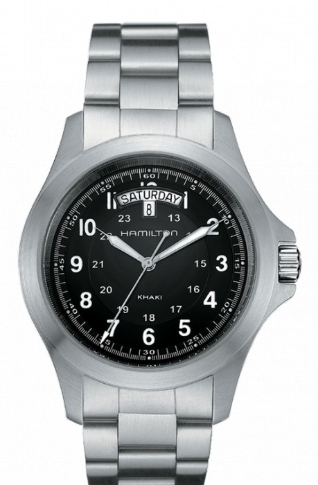 HAMILTON KHAKI KING QUARZO