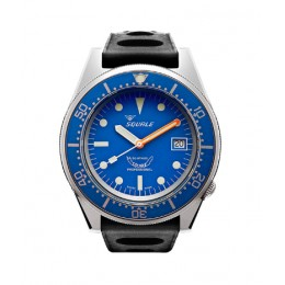 SQUALE 1521 026A BLASTED BLUE BLUE