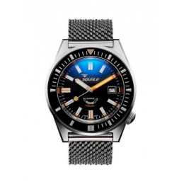 SQUALE MATIC BRUSHED SPORT