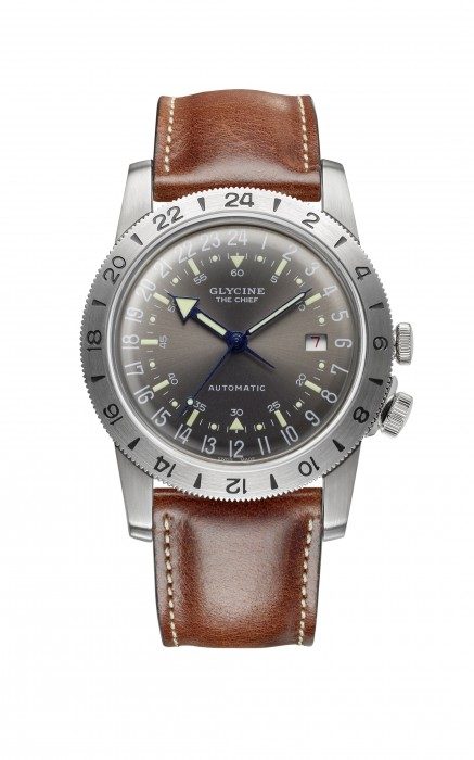 GLYCINE AIRMAN VINTAGE THE CHIEF