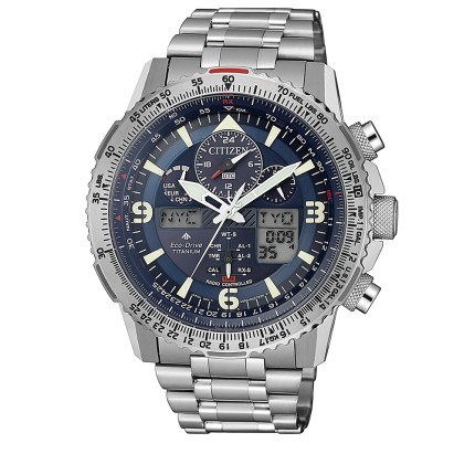 CITIZEN SUPERTITANIO SKYHAWK RADIOCONTROLLATO