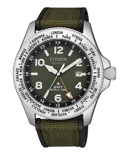 CITIZEN PROMASTER FIELD GMT
