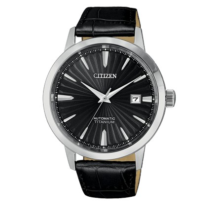 CITIZEN SUPER TITANIO MECCANICO NJ2180-46E