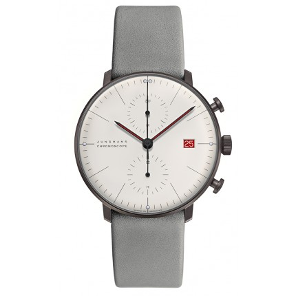 JUNGHANS MAX BILL CHRONOSCOPE 100