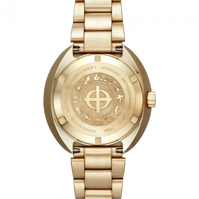 ZODIAC ASTROGRAPHIC GOLD Limited Edition